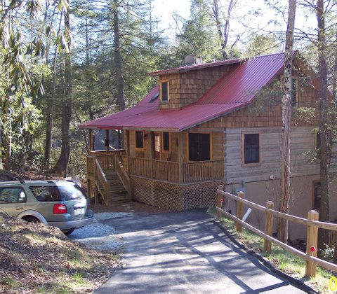 Cashiers nc real estate cashiers homes for sale lake for Authentic log cabins for sale