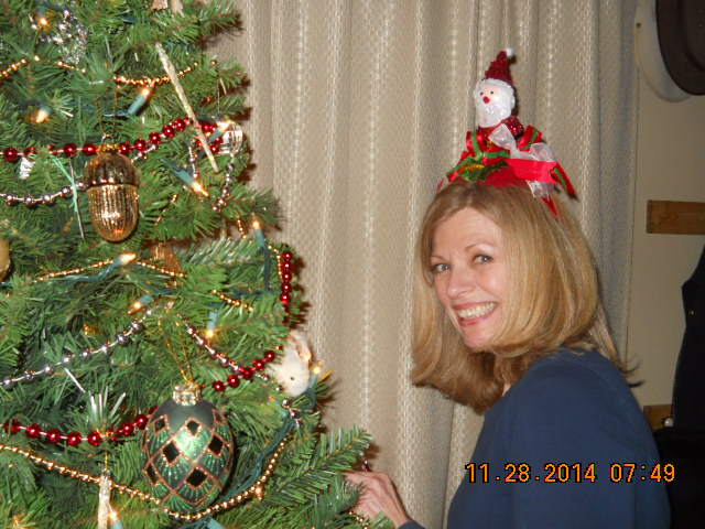 Decking the Halls at Home