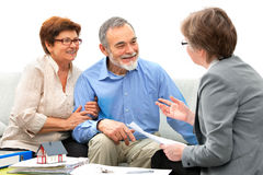 Meeting With Listing Clients - Click Here to search listings on the MLS