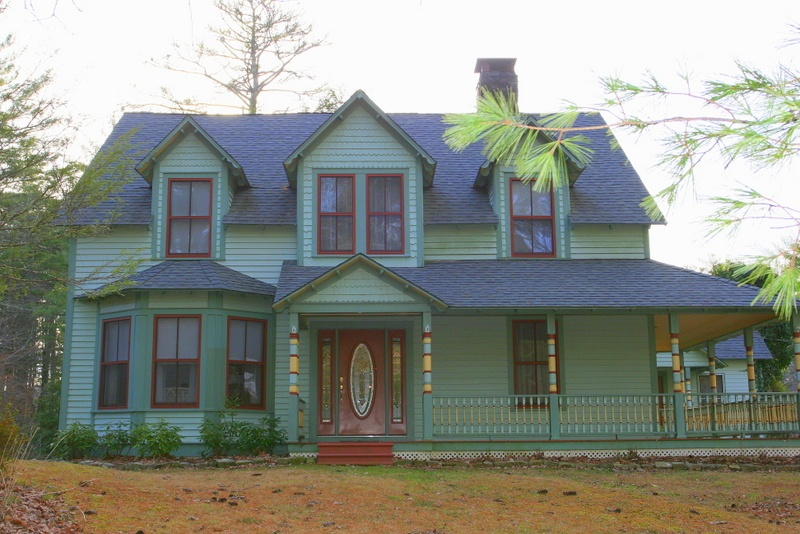 Historic Cashiers Home