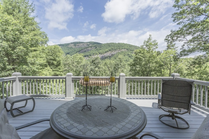 Value and View in Town in Cashiers