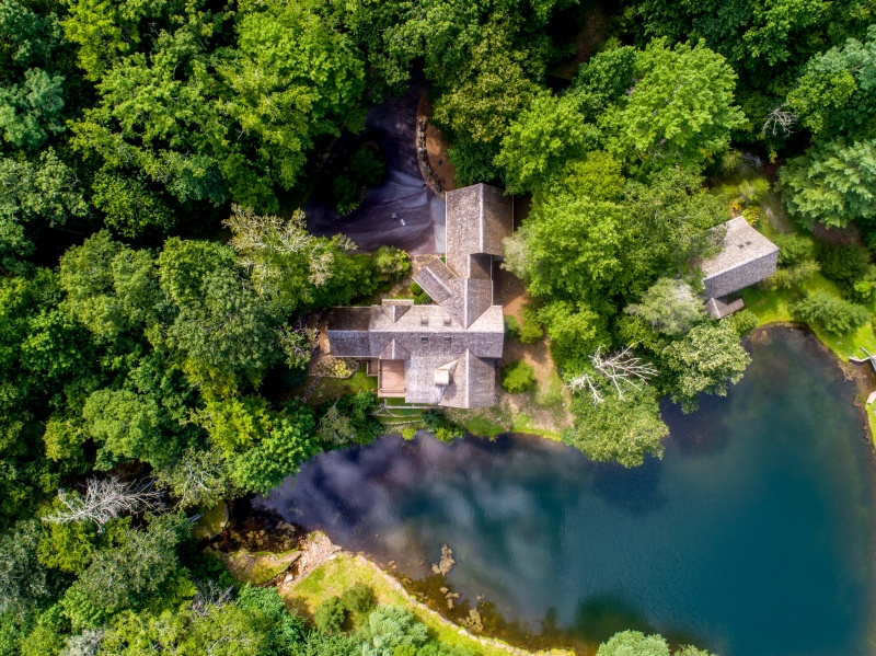 Tranquil 46.22 Acre Estate in Sassafras Ridge